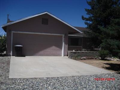 Prescott Valley Single Family Home For Sale: 4361 N Noel Drive