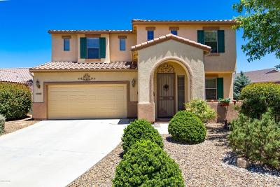 Prescott Valley Single Family Home For Sale: 7961 E Crooked Creek Trail