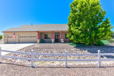 Chino Valley AZ Single Family Home For Sale: $459,900