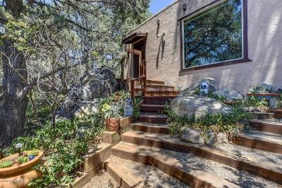 Prescott Single Family Home For Sale: 1960 W Iron Springs Road