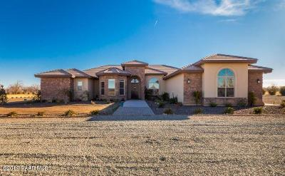 Chino Valley Single Family Home For Sale: 785 W Road 1