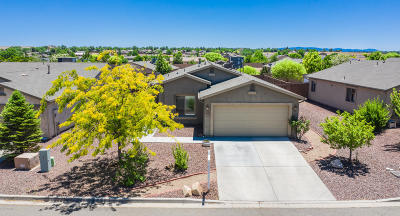 Chino Valley Single Family Home For Sale: 1455 Taft Avenue