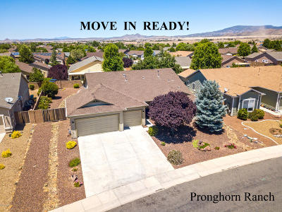 Pronghorn Ranch Single Family Home For Sale: 7812 E Prickly Pear Path