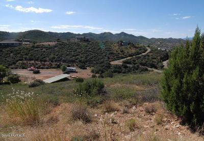 Dewey-humboldt Residential Lots & Land For Sale: 14737 E White Drive