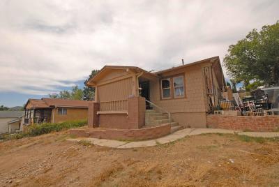 Prescott Single Family Home For Sale: 226 E Carleton Street