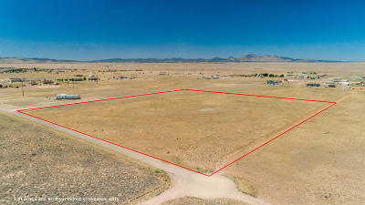 Prescott Valley Residential Lots & Land For Sale: N Antelope Meadows Drive