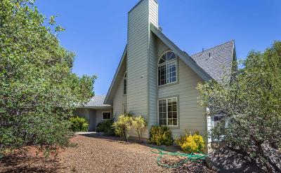 Prescott Single Family Home For Sale: 1975 W Side Winder Road