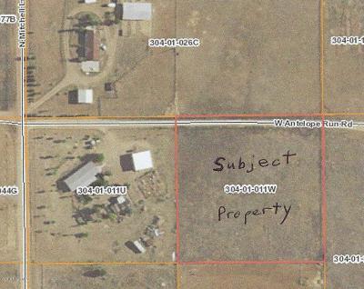 Paulden Residential Lots & Land For Sale: 1425 W Antelope Run Road