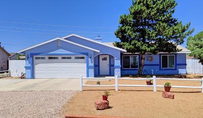 Prescott Valley Single Family Home For Sale: 4872 N Miner Road