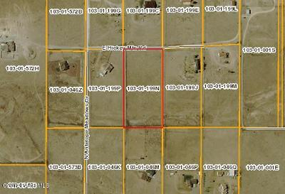 Prescott Valley Residential Lots & Land For Sale: 7855 E Hickey Mountain Road