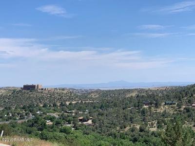 Prescott, Prescott Valley, Dewey-humboldt, Chino Valley Residential Lots & Land For Sale: 1241 Jordin Drive