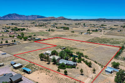 Chino Valley Mobile/Manufactured For Sale: 110 S Mountain View Road