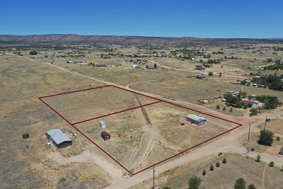 Paulden Residential Lots & Land For Sale: 1090 W Antelope Run Road
