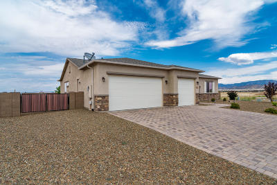 Prescott Valley Single Family Home For Sale: 7262 E Courage Butte Trail