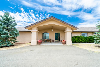Mayer Single Family Home For Sale: 7700 S Dream Ridge Circle
