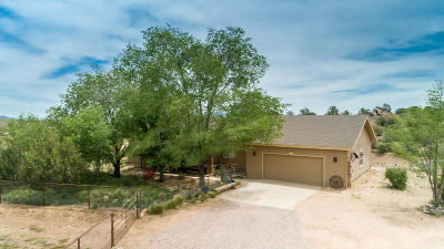 Chino Valley Single Family Home For Sale: 4205 W Macondo Trail