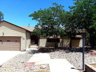 Prescott Single Family Home For Sale: 635 Pauley Drive
