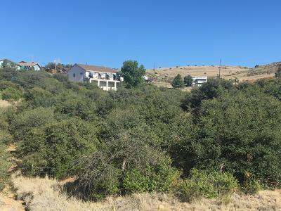 Prescott, Prescott Valley, Chino Valley, Dewey-humboldt Residential Lots & Land For Sale: 00 Az-69