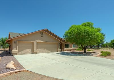 Chino Valley Single Family Home For Sale: 1100 E Road 1 North