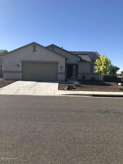 Prescott Valley Single Family Home For Sale: 4516 N Dryden Street