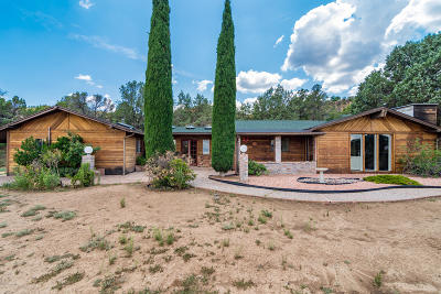 Dewey-Humboldt Single Family Home For Sale: 11520 E State Route 69