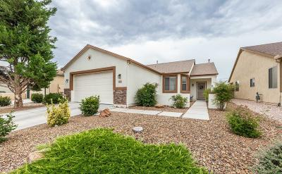 Prescott Valley Single Family Home For Sale: 8043 N Racehorse Road