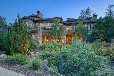 Prescott Single Family Home For Sale: 2153 Forest Mountain Road