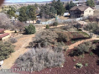 Dewey-Humboldt Residential Lots & Land For Sale: 11109 Pima Road