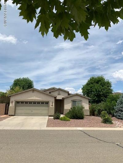 Chino Valley Single Family Home For Sale: 1566 Essex Way