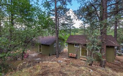 Prescott Single Family Home For Sale: 1051 S Lucerne Drive