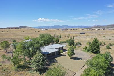 Prescott Valley Single Family Home For Sale: 12905 E Mingus Vista Drive