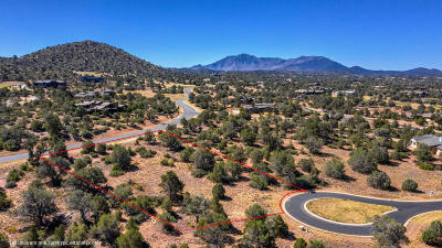 Prescott Residential Lots & Land For Sale: 14855 N Agave Meadow Way