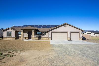 Prescott Valley Single Family Home For Sale: 7630 E Tradition Way