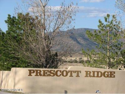 Prescott Valley Residential Lots & Land For Sale: 11505 E Mingus Vista Drive