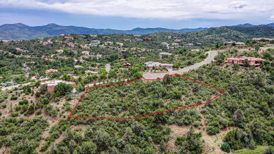 Prescott Residential Lots & Land For Sale: 440 Rockrimmon Circle