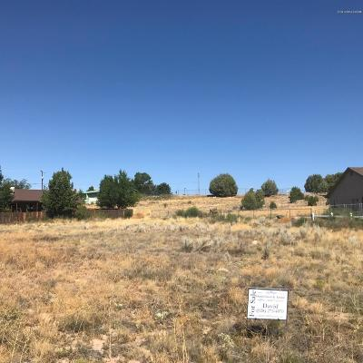 Chino Valley Residential Lots & Land For Sale: 3560 N Gray Fox Drive