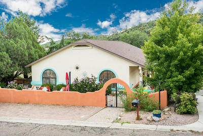 Prescott AZ Single Family Home For Sale: $595,000