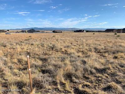Prescott Valley Residential Lots & Land For Sale: 10642 E Claire Ridge Circle