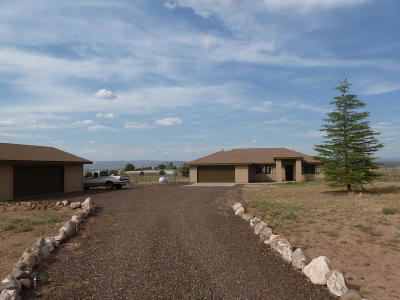 Paulden Single Family Home For Sale: 1270 W Summer Trail