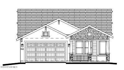Prescott Single Family Home For Sale: 1506 Varsity Drive