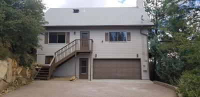 Prescott Single Family Home For Sale: 1048 S Apache Drive