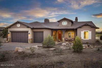 Prescott Single Family Home For Sale: 15565 N Tyler Avenue