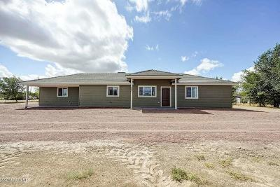 Chino Valley Single Family Home For Sale: 1993 W Rd 4 1/2 North