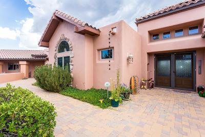Prescott Single Family Home For Sale: 13700 N Warpaint Place