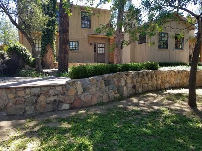 Prescott Multi Family Home For Sale: 909 W Gurley Street
