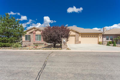 Prescott, Dewey-humboldt, Prescott Valley, Chino Valley Single Family Home For Sale: 830 N Lakeview Drive