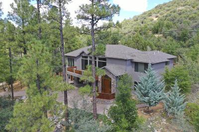 Prescott Single Family Home For Sale: 125 Laurel Court