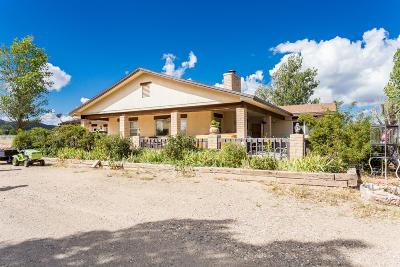 Paulden Single Family Home For Sale: 1625 W Shadow Ridge Road