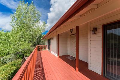 Prescott Single Family Home For Sale: 5020 Flower Court