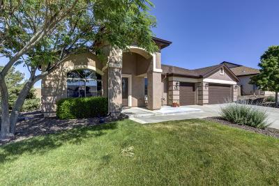 Prescott Valley Single Family Home For Sale: 8412 N Rainbow